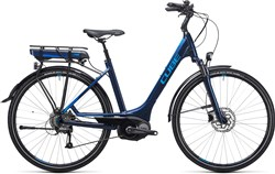 Image of Cube Touring Hybrid 400 Easy Entry  2017 Electric Hybrid Bike