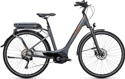 Image of Cube Touring Hybrid Exc 500 Easy Entry  2017 Electric Hybrid Bike