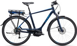 Image of Cube Touring Hybrid Pro 500  2017 Electric Hybrid Bike