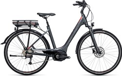 Image of Cube Touring Hybrid Pro 500  Easy Entry  2017 Electric Bike