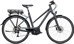 Image of Cube Touring Hybrid Pro 500  Trapeze  2017 Electric Bike