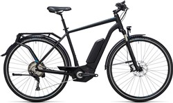 Image of Cube Touring Hybrid SL 500  2017 Electric Hybrid Bike