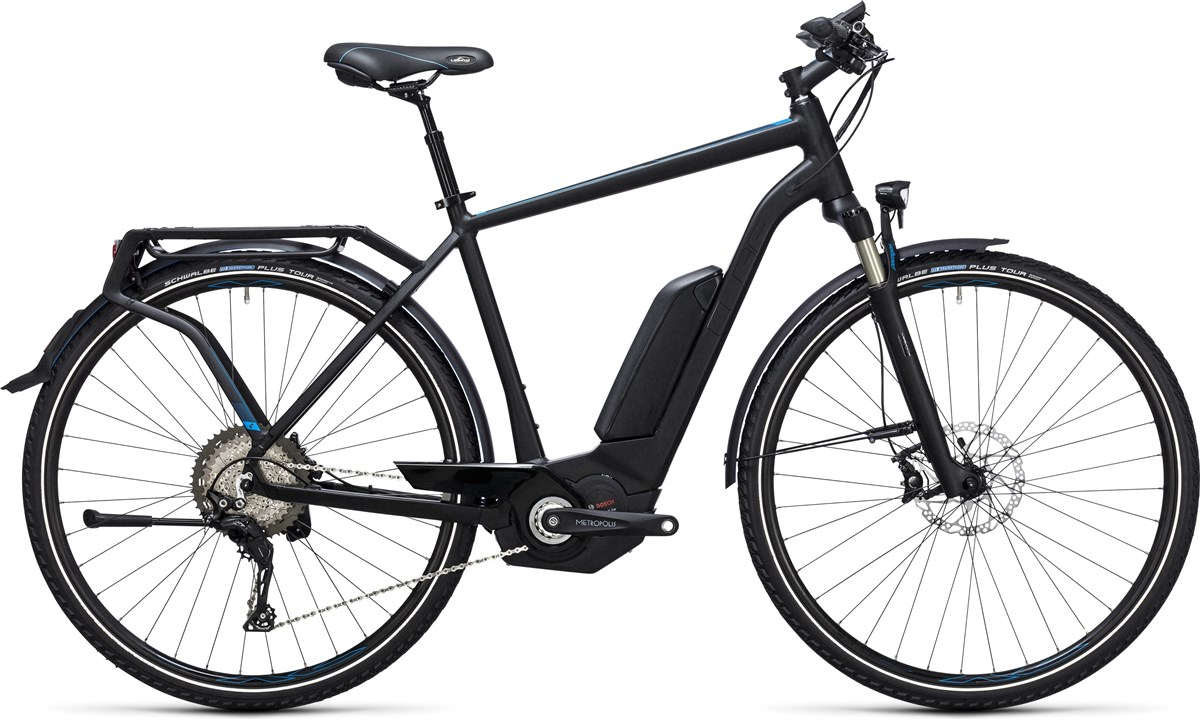 Cube Touring Hybrid SL 500  2017 Electric Hybrid Bike