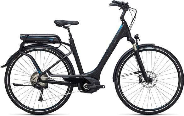Image of Cube Touring Hybrid SL 500  Easy Entry  2017 Electric Bike