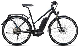 Image of Cube Touring Hybrid SL 500  Trapeze  2017 Electric Bike