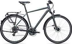Image of Cube Touring Pro  2017 Hybrid Bike