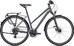Image of Cube Touring Pro  Trapeze  2017 Hybrid Bike