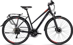 Image of Cube Touring SL Trapeze Womens  2016 Hybrid Bike