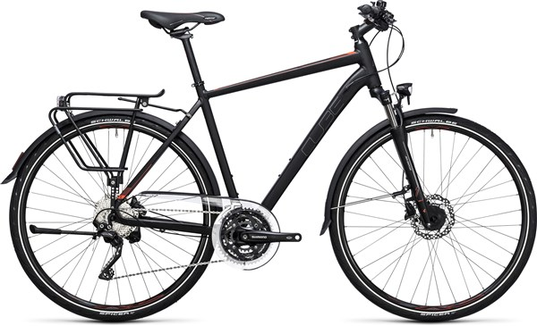 Cube Touring Sl 28 2017 Hybrid Bike