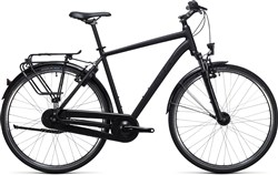 Image of Cube Town Pro Comfort  2017 Hybrid Bike
