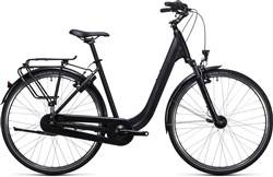 Image of Cube Town Pro Comfort  Easy Entry  2017 Hybrid Bike
