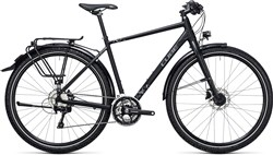 Image of Cube Travel Exc  2017 Hybrid Bike
