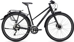 Image of Cube Travel Exc  Trapeze  2017 Hybrid Bike