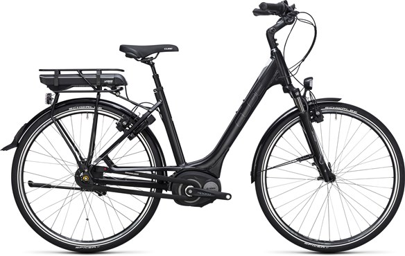 Image of Cube Travel Hybrid 400  Easy Entry  2017 Electric Bike