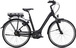 Image of Cube Travel Hybrid 400 Easy Entry  2017 Electric Hybrid Bike
