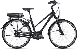 Image of Cube Travel Hybrid 400  Trapeze  2017 Electric Bike
