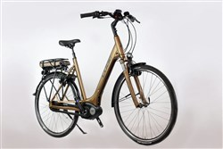 Image of Cube Travel Hybrid 500  Easy Entry - Ex Display - 58cm 2017 Electric Bike