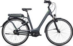 Image of Cube Travel Hybrid Pro 400 Easy Entry  2017 Electric Hybrid Bike