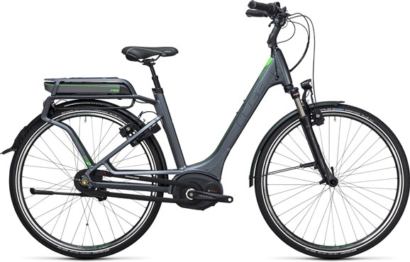 Image of Cube Travel Hybrid Pro 500  Easy Entry  2017 Electric Bike