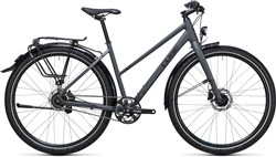 Image of Cube Travel Pro  Trapeze  2017 Hybrid Bike