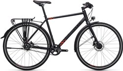 Image of Cube Travel SL  2017 Hybrid Bike