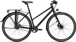 Image of Cube Travel SL  Trapeze  2017 Hybrid Bike
