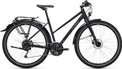 Image of Cube Travel  Trapeze  2017 Hybrid Bike