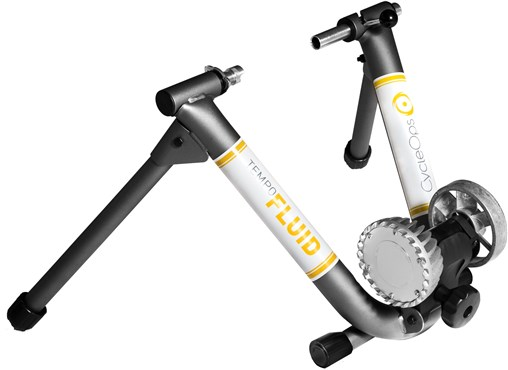 Image of CycleOps Tempo Fluid Trainer
