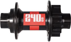 Image of DT Swiss 240s 6-bolt Thru Axle Disc Front Hub