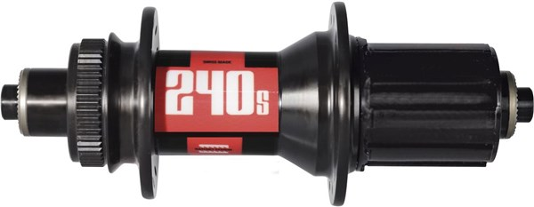 Image of DT Swiss 240s Centre-lock Rear Disc Hub