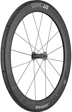 Image of DT Swiss RRC 65 DICUT Full Carbon Clincher Road Wheel