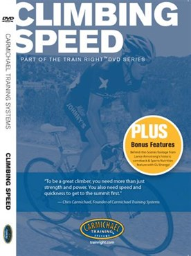 Image of DVD CTS Climbing Speed Training DVD