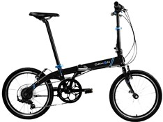 Image of Dahon Vybe D7 20w 2017 Folding Bike