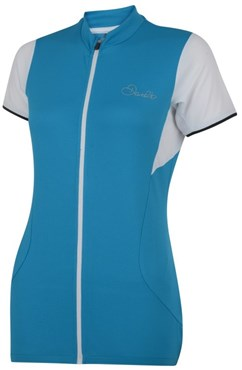 Image of Dare2B Womens Bestir  Short Sleeve Cycling Jersey