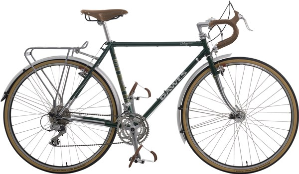 Image of Dawes Classic Galaxy 531 700c 2016 Touring Bike