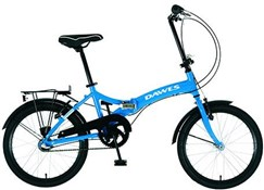 "Image of Dawes Diamond 20"" 2017 Folding Bike"
