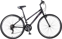 Image of Dawes Discovery 201 Womens 2017 Hybrid Bike