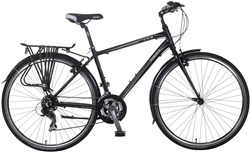 Image of Dawes Discovery 201EQ 2017 Hybrid Bike