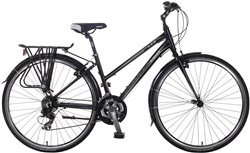 Image of Dawes Discovery 201EQ Womens 2016 Hybrid Bike
