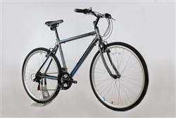 Image of Dawes Discovery Trail 700c - Ex Demo - 20 2016 Hybrid Bike