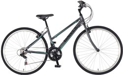 Image of Dawes Discovery Trail Womens 700c 2017 Hybrid Bike