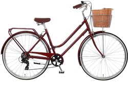 Image of Dawes Duchess Deluxe Womens 2017 Hybrid Bike