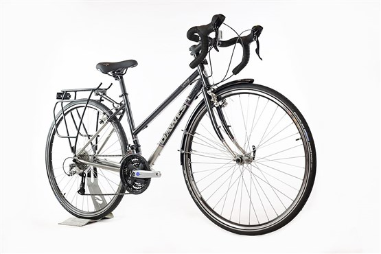 Image of Dawes Galaxy Cromo Womens - Ex Display - 43cm 2016 Hybrid Bike