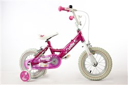 Image of Dawes Lottie 12w Girls - Ex Display 2015 Kids Bike