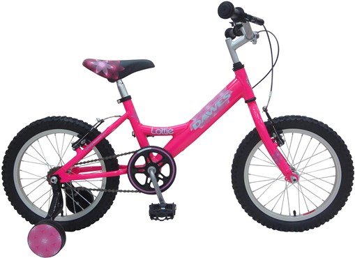 Image of Dawes Lottie 16w Girls 2016 Kids Bike