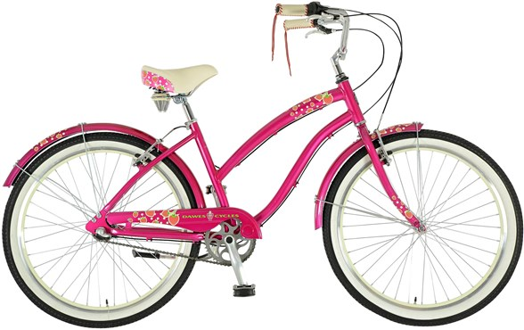 Image of Dawes Strawberry Womens 2016 Cruiser