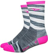 "Image of DeFeet Aireator 5"" D Logo Socks"