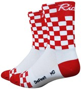 Image of DeFeet Aireator Checkmate Socks