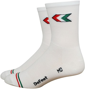 Image of DeFeet Aireator Hi Top Giro Socks