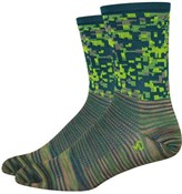 Image of DeFeet Aireator Hi Top Recon Digital Socks